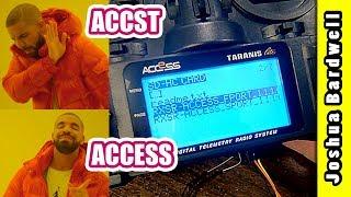 FrSky ACCESS Firmware R-XSR Update | X-Lite Pro & X9 Lite