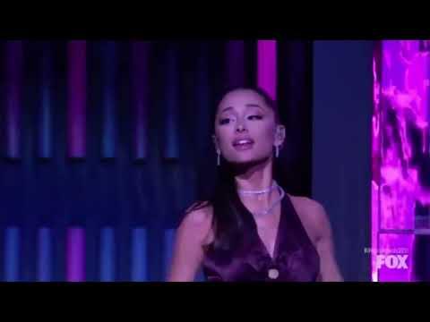 Perfomance The Weeknd e Ariana Grande (Save your tears) iHeartRadio 2021