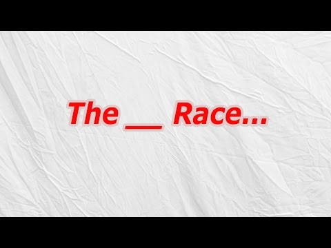 The, Race (CodyCross Crossword Answer)