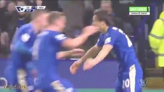 Shinji Okazaki Amazing Bicycle Best Goal Leicester vs Newcastle!!!