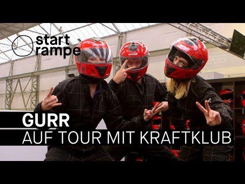 GURR auf Tour mit KRAFTKLUB in Hannover (Startrampe)