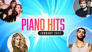 Video Piano Pop Songs January 2017 - Over 1 Hour of Billboard Hits download MP3, 3GP, MP4, WEBM, AVI, FLV Juli 2018