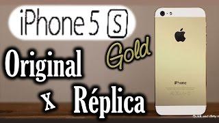 iPhone 5s Gold ? Original x Replica ?????