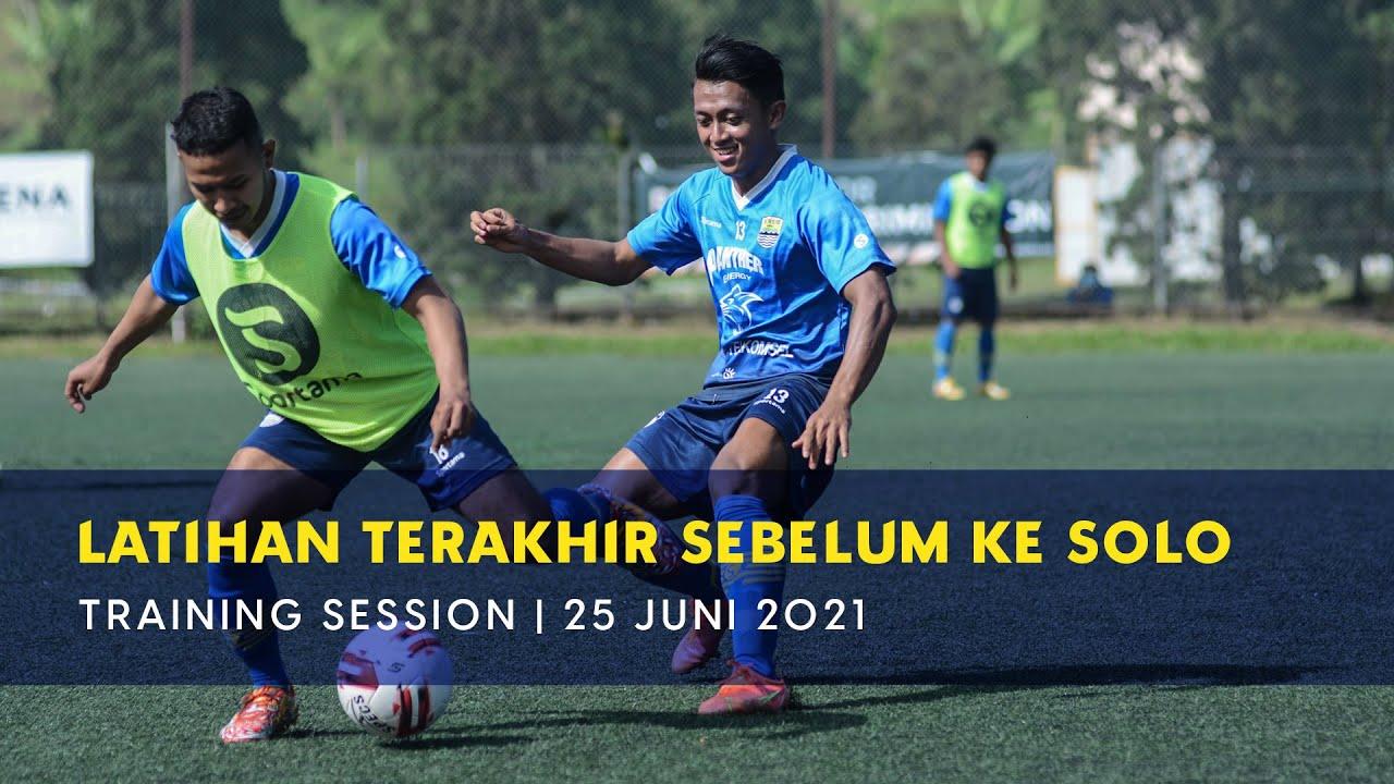 PERSIAPAN TERAKHIR SEBELUM KE SOLO | Training Session - 25 Juni 2021
