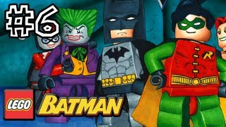LEGO Batman 100% Walkthrough - There She Goes Again (HD Let