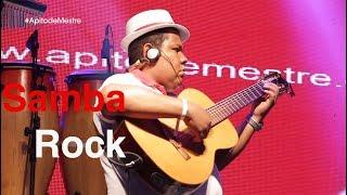 Show Grupo de samba Rock Apito de Mestre - Música Zamba Ben Clube do Balanço