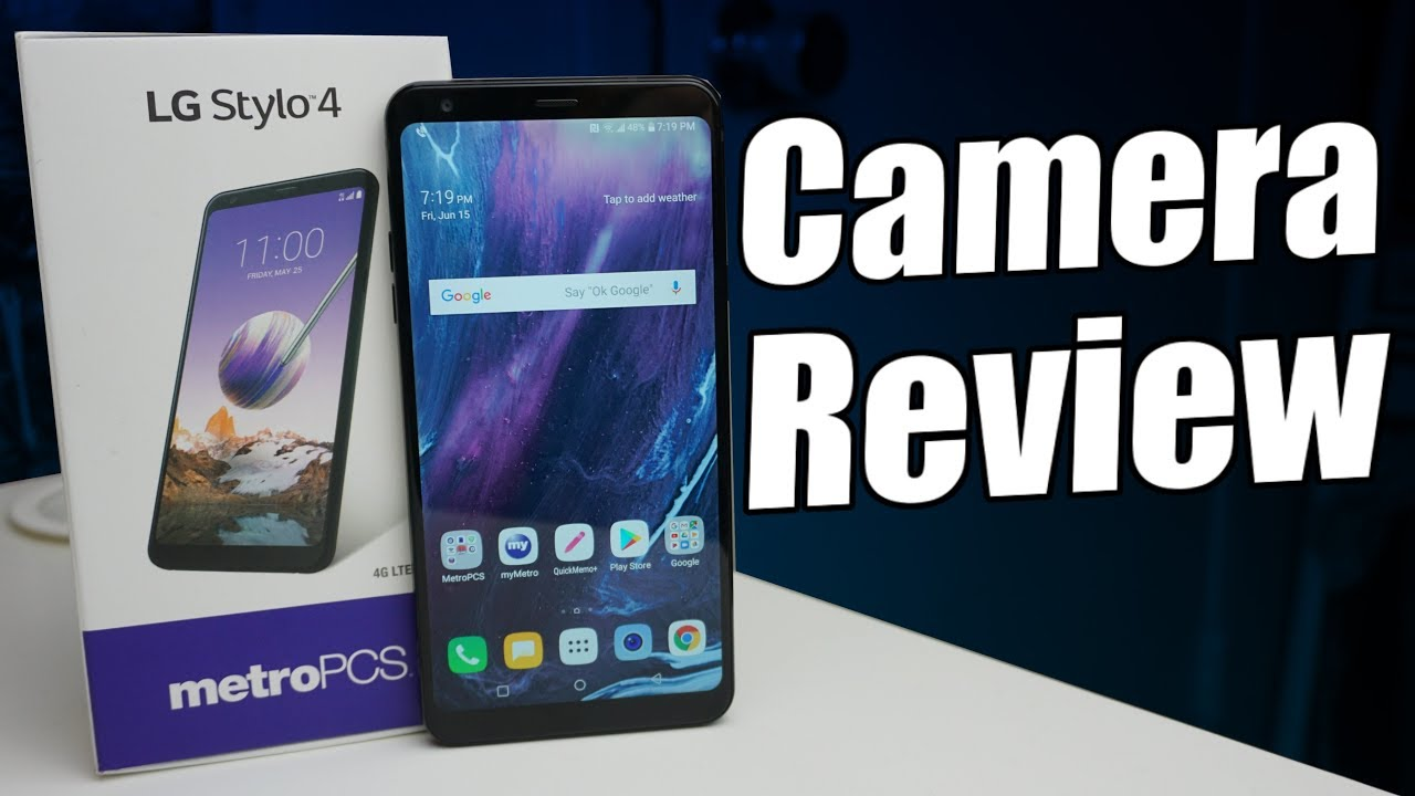 LG Stylo 4 Camera Review | Photo/Video Samples