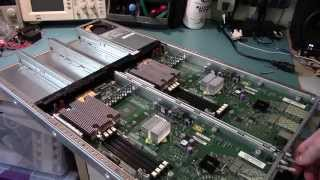 EMC2 Corporation JPE-F Drive Array Controller Teardown