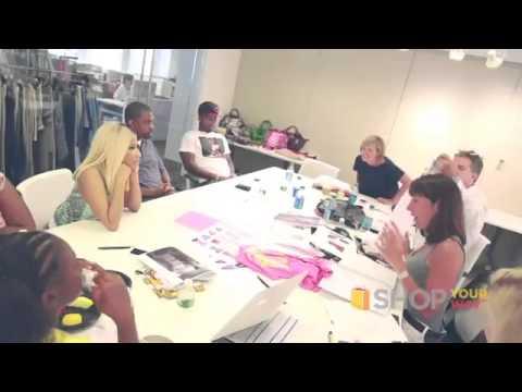 The Nicki Minaj Collection: Kmart Design Meeting (Part 1 - Extended)