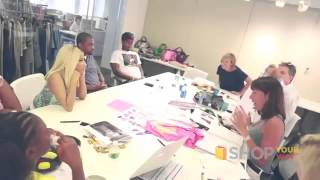 The Nicki Minaj Collection: Kmart Design Meeting (Part 1 - Extended)