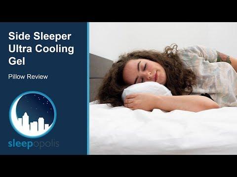 nest easy breather side sleeper pillow