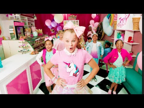 JoJo Siwa - Kid In A Candy Store