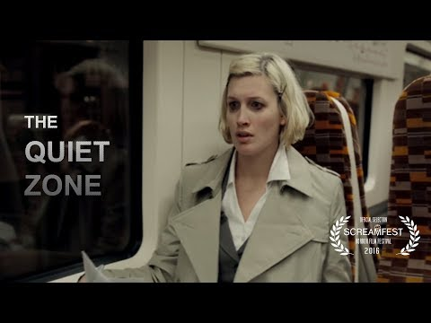 THE QUIET ZONE | Scary Short Horror Film | Screamfest