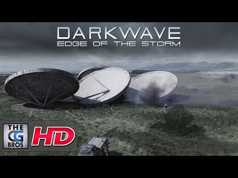 A Sci-Fi Short Film : 'Darkwave: Edge of the Storm'  - by Darkwave Pictures | TheCGBros