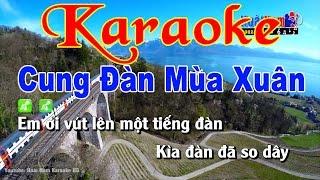 Karaoke Nhạc Sống Cung Đàn Mùa Xuân