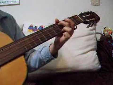 Anne Murray-You Needed Me-Folk Guitar