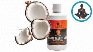 Maximize Cognitive Function w/ Brain Octane™ Oil - 18x Stronger Than Coconut Oil!