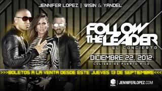 Jennifer Lopez & Wisin Y Yandel Concert Event in Puerto Rico
