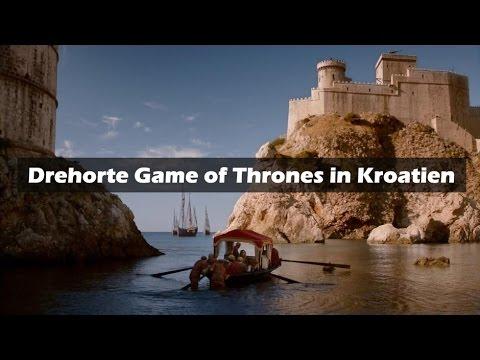 Drehorte Game Of Thrones