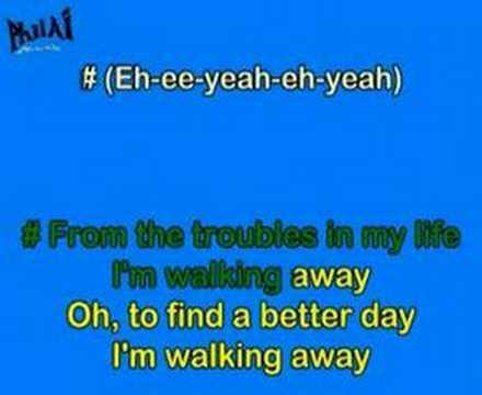 Craig David - Walking Away ( With Lyrics )