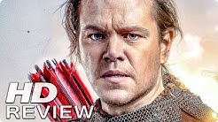 THE GREAT WALL Kritik Review (2017)