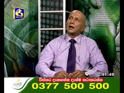 2016.02.29  - Channel D | Interview with Dr Wasantha Wijenayake