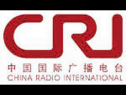 China Radio Int. on 17490khz shortwave at 1127 04 Aug 2015