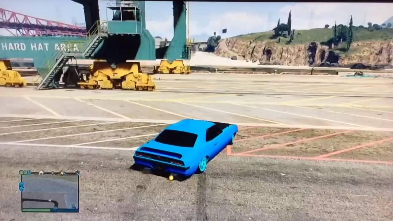 Top Drift Cars In Gta V Youtube