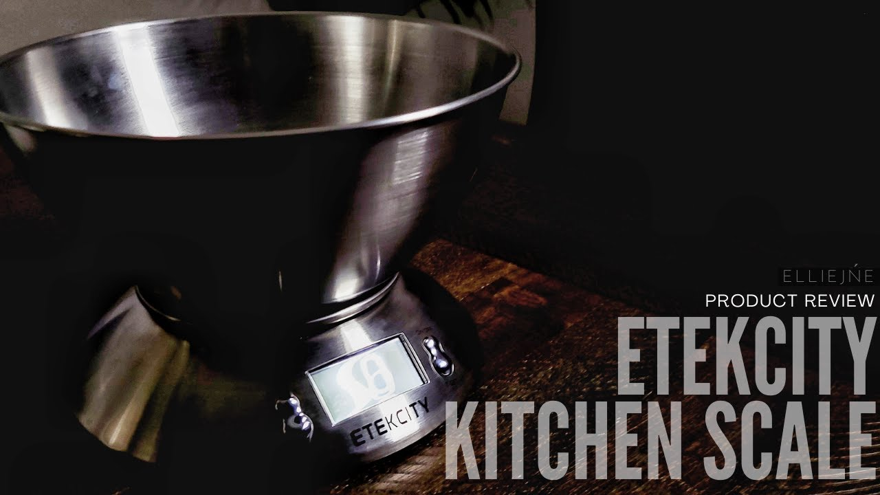 Etekcity Food Scale Review