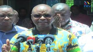 Governor Kingi slams Aisha Jumwa over Ganda drama, calls for arrest of Malindi OCPD