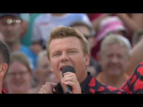 Caught in the Act - Celebration of Love (ZDF-Fernsehgarten - 2017-07-30)