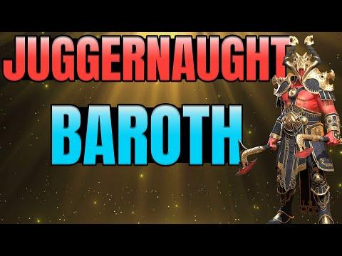 Champion Spotlight: Baroth the Bloodsoaked I Raid Shadow Legends