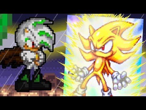 Sonic Flash Games: INFINITY WAR (Final Fantasy Sonic X Edition)