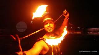 The Fire Dance !