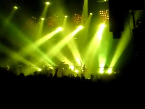 Rammstein - Sonne Live @ Madison Square Garden , New York City 2010 ...