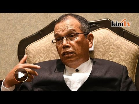 Raus sworn in as Chief Justice of Malaysia