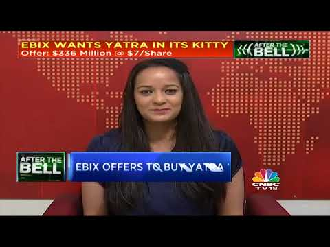 Ebix Offers To Buy Yatra