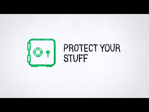 Tip 2: Protect Your Stuff