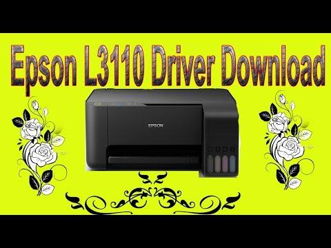 Epson L3110 का Driver कैसे Download और Install करे