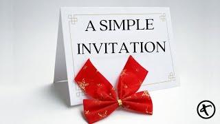 A Simple Invitation   Pastor David Dugger   July 11, 2021