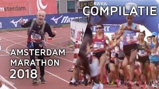Compilatie 43e Amsterdam Marathon