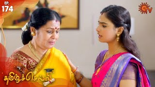 Tamil Selvi - Episode 174 | 30th December 19 | Sun TV Serial | Tamil Serial
