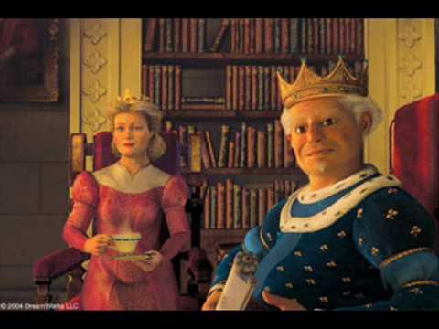 Shrek 2 Harold and Lillian YouTube