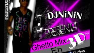 REGGAE PANAMA MIX   DJ NININ PARTE 1