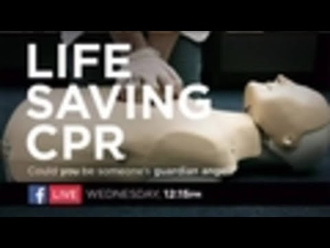 Life Saving CPR Livestream