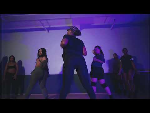 Chris Brown INDIGO Nieshh Simpson Choreography