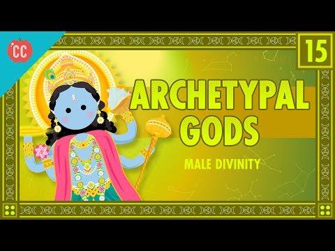 Archetypes and Male Divinities: Crash Course World Mythology #15