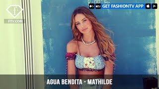 Mathilde Goehler is a Dream Come True in Agua Bendita Swimwear | FashionTV | FTV