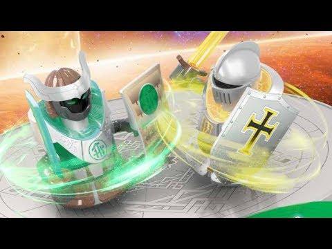HEXBUG Micro Titans And Nano Box Sumo - First Look - Toy Fair 2019