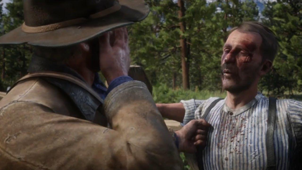 The Cough That Got Arthur Sick Red Dead Redemption 2 Thomas Dawson